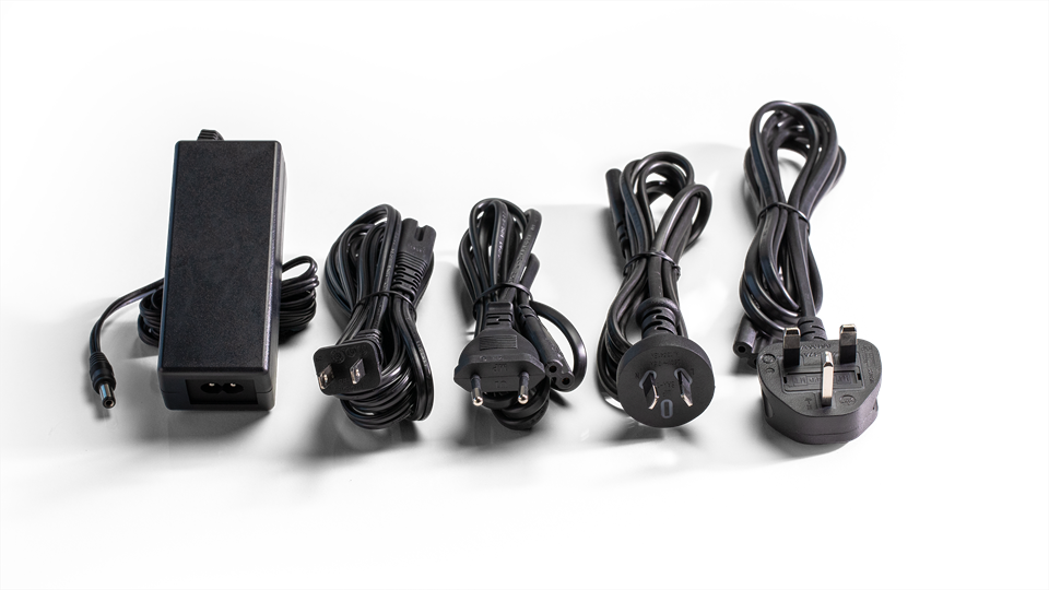WT-24 VHP Adapters, Cables & Power Supplies