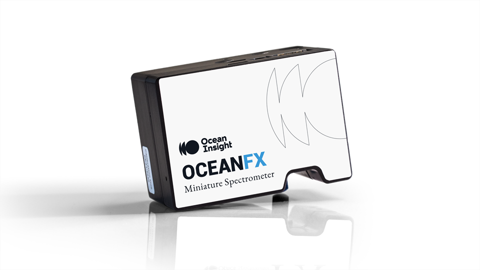 oceanfx high-speed spectrometer