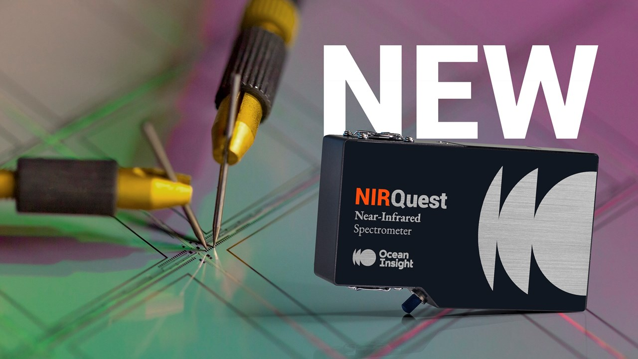 NIRQuest Plus for Semiconductor Industry